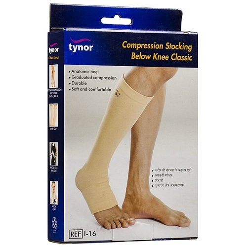 Tynor Compression Below Knee Stocking