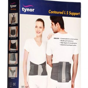 Tynor Contoured L.S. Support Belt