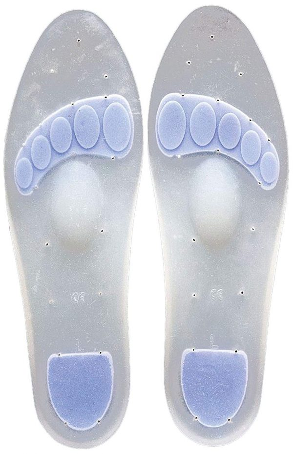 Tynor Full Silicon Insole - (Pair)