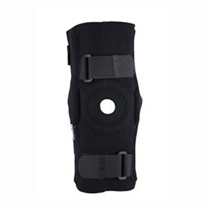 Tynor Neoprene Knee Wrap Hinged – Large