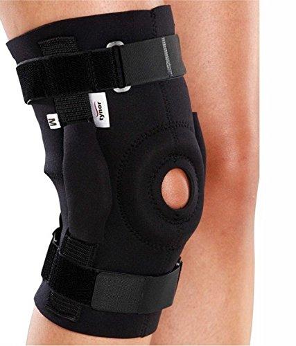 Tynor Neoprene Knee Wrap Hinged – Large