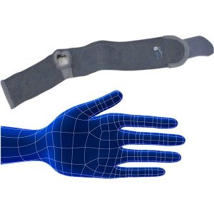 Tynor Neoprene Wrist Brace with Thumb – Universal