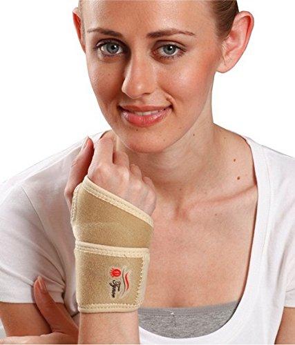 Tynor Neoprene Wrist Brace with Thumb – Universal