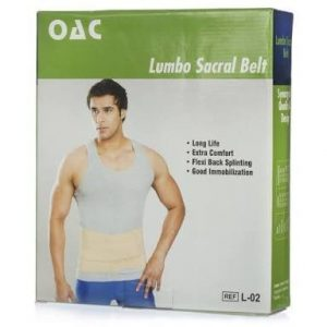 Click to open expanded view Tynor OAC Lumbo Sacral Belt
