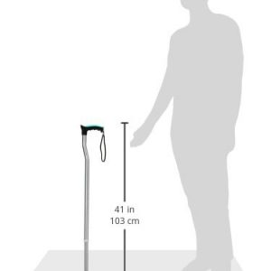 Tynor Quadripod Walking Stick - Universal