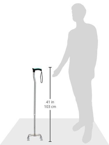 Tynor Quadripod Walking Stick - Universal