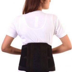 Flamingo Adjustable Back Support (Neoprene) (Universal)