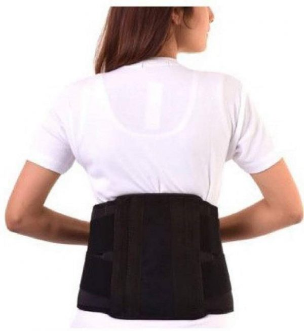 Flamingo Adjustable Back Support (Neoprene) (Universal)