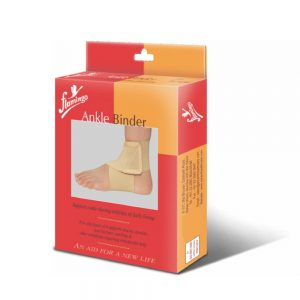 Flamingo Ankle Binder