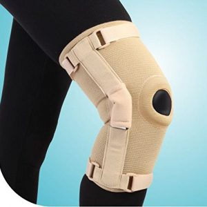 Flamingo Bi-Axle Hinged Knee Cap - Extra Large (XL)