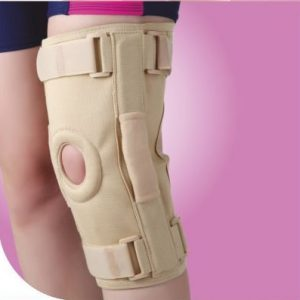 Flamingo Gel Bi-Axle Hinged Knee Brace