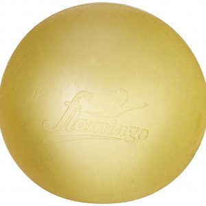 Flamingo Gel Exercise Ball - Universal (Soft Yellow)