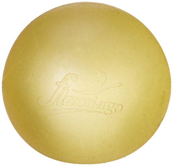 Flamingo Gel Exercise Ball - Universal (Soft Yellow)